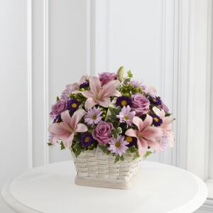 The FTD Loving Sympathy Basket